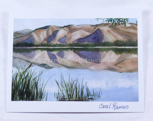 Greeting Card by Carol Ramos (CKR 511)