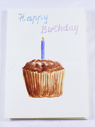 Birthday Card by Trang Nguyen (TMN 511)