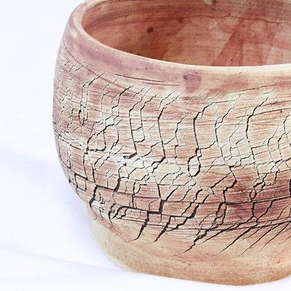 Crackled Pot (GLB 007)