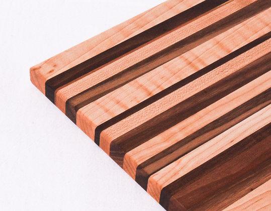Random Stripe Cheese Board   (EDS 013)
