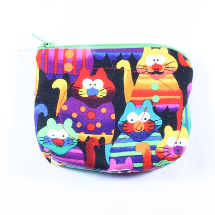 Cat Pocket Purse (DMA 011)