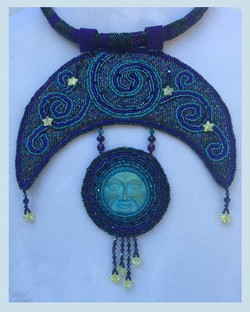 Sharon Stanton: Bead Embroidery