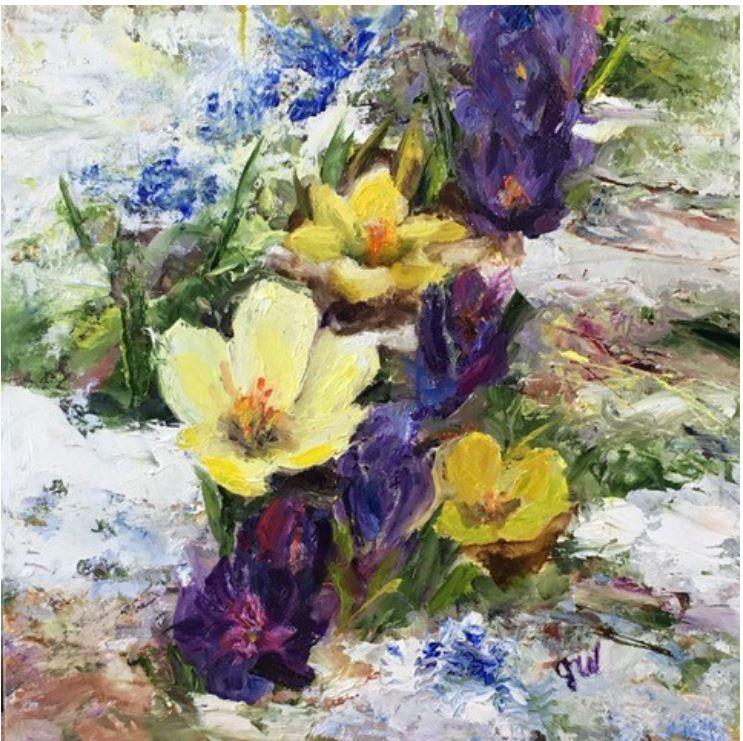 Julia Watson: Painting Expressive Florals