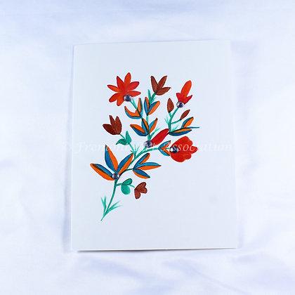 Greeting Card by Hetal Anjaria (HAA 506)