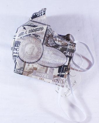 Beige Mask (DMA 024)
