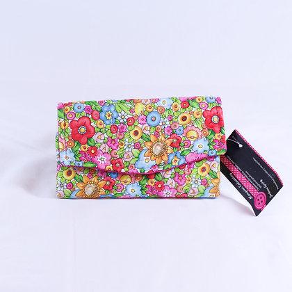 Wallet, Multi-Colored Pattern (JCS 003)