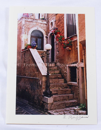 Photographic Greeting Card (RSB 518)