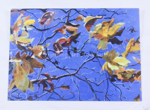 Postcard by Tetiana Taganska (TVT 505)