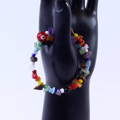 Chakra Bracelet or Choker Necklace(JBR 009)
