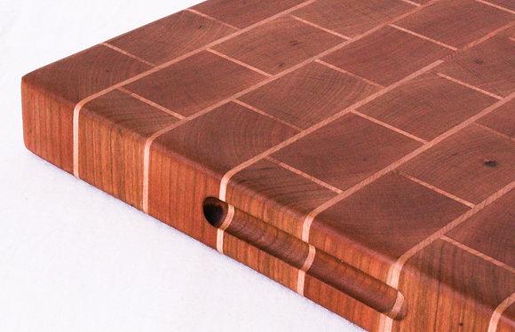 Brick Pattern Cutting Board   (EDS 020)