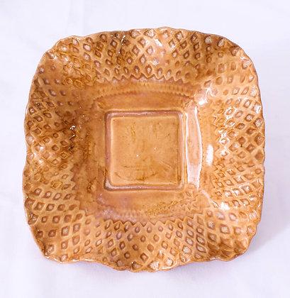 Fluted Ceramic Dish (MMB 031)