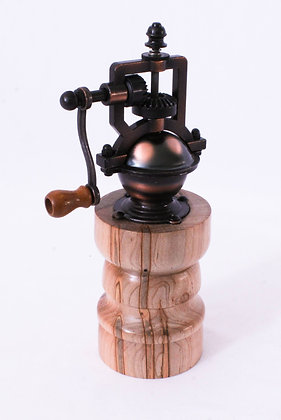 Hand Turned Peppermill (HMR 023)