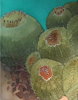 Susan Helmer: Silk Painting