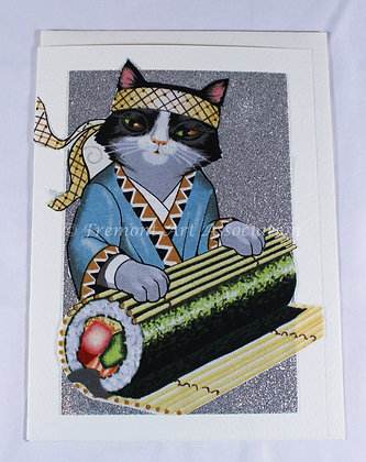 Greeting Card by Susan Helmer (SMH 501)
