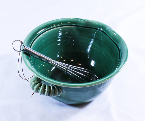 Green Whisk Bowl (AMC 005)