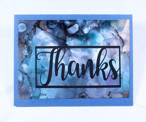 Thank You Notecard by Anita Clemetson (AMC 501)