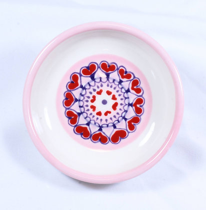 Hand Painted Ceramic Bowl (HMR 039)