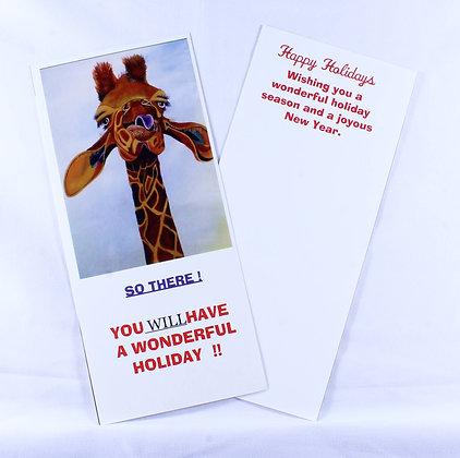 Greeting Card by Jaci Daskarolis (JAD 524)