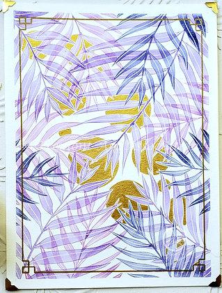 Golden Moons in Lavender (MTB 005)