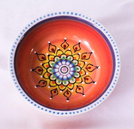 Hand Painted Ceramic Bowl (HMR 031)