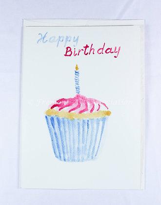 Birthday Card by Trang Nguyen (TMN 501)