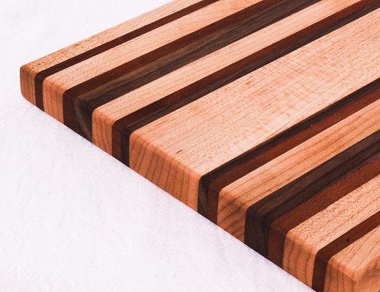Random Stripe Cheese Board   (EDS 012)