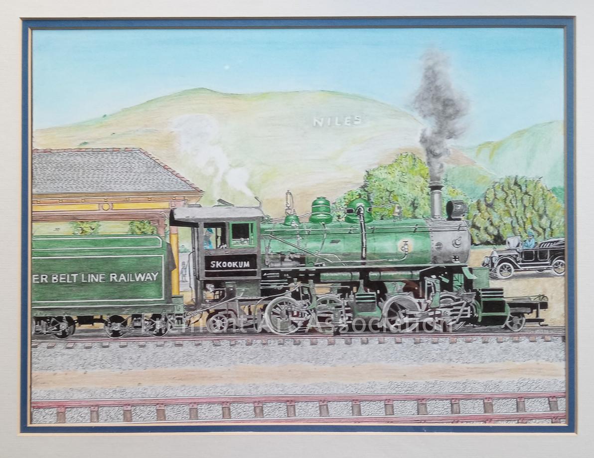 """Niles Train"""
