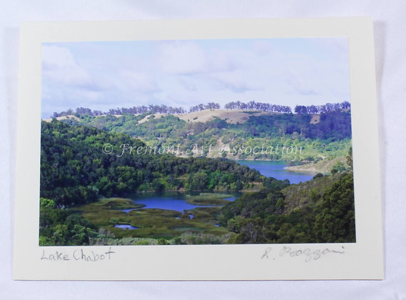 Lake Chabot Card (RSB 524)