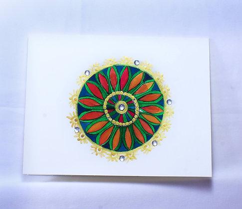 Greeting Card by Hetal Anjaria (HAA 516)