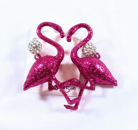 Flamingo Earrings (LJB 013)