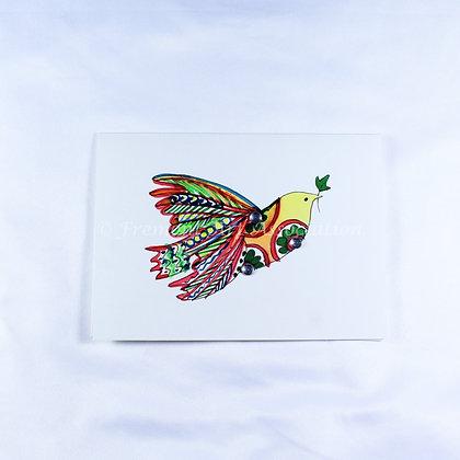 Greeting Card by Hetal Anjaria (HAA 507)