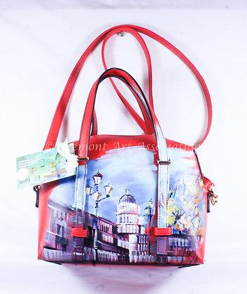 Red Venice Handbag (NVB 011)