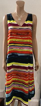 Multi midi dress