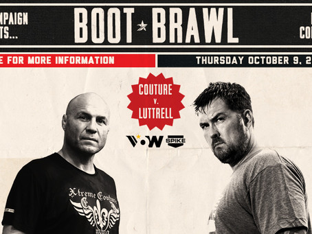 Joe Cortez, Leeann Tweeden, and Rossi Morreale join Randy Couture v Marcus Luttrell...