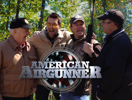 Don't miss another CRAZY Season of AMERICAN AIRGUNNER...Airing NOW!