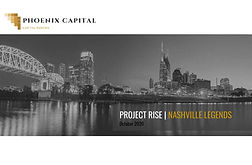 Phoenix Capital - Project Rise Cover - O