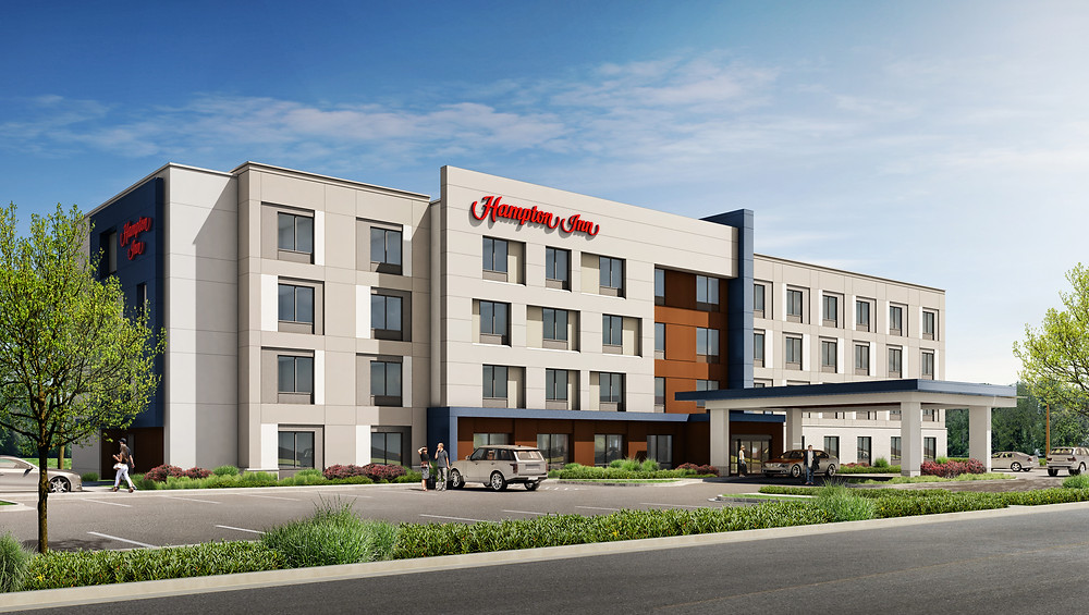 New Prototype for Hampton Inn