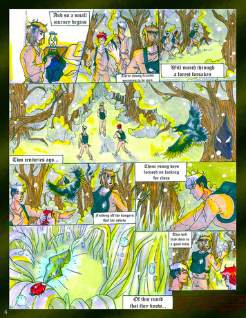 Runid in the Woods p.4