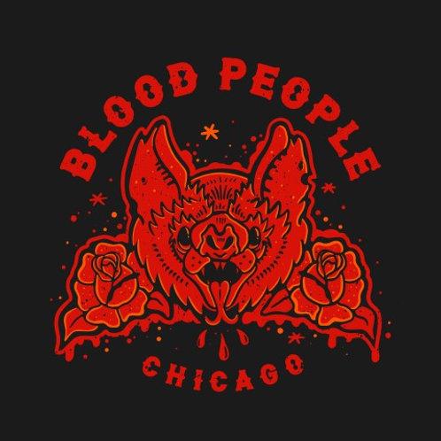 Bat (Red) Logo T-Shirt