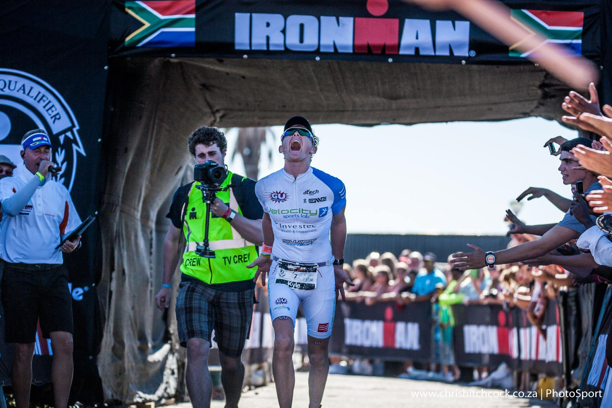 Ironman South Africa 2014- 2nd place