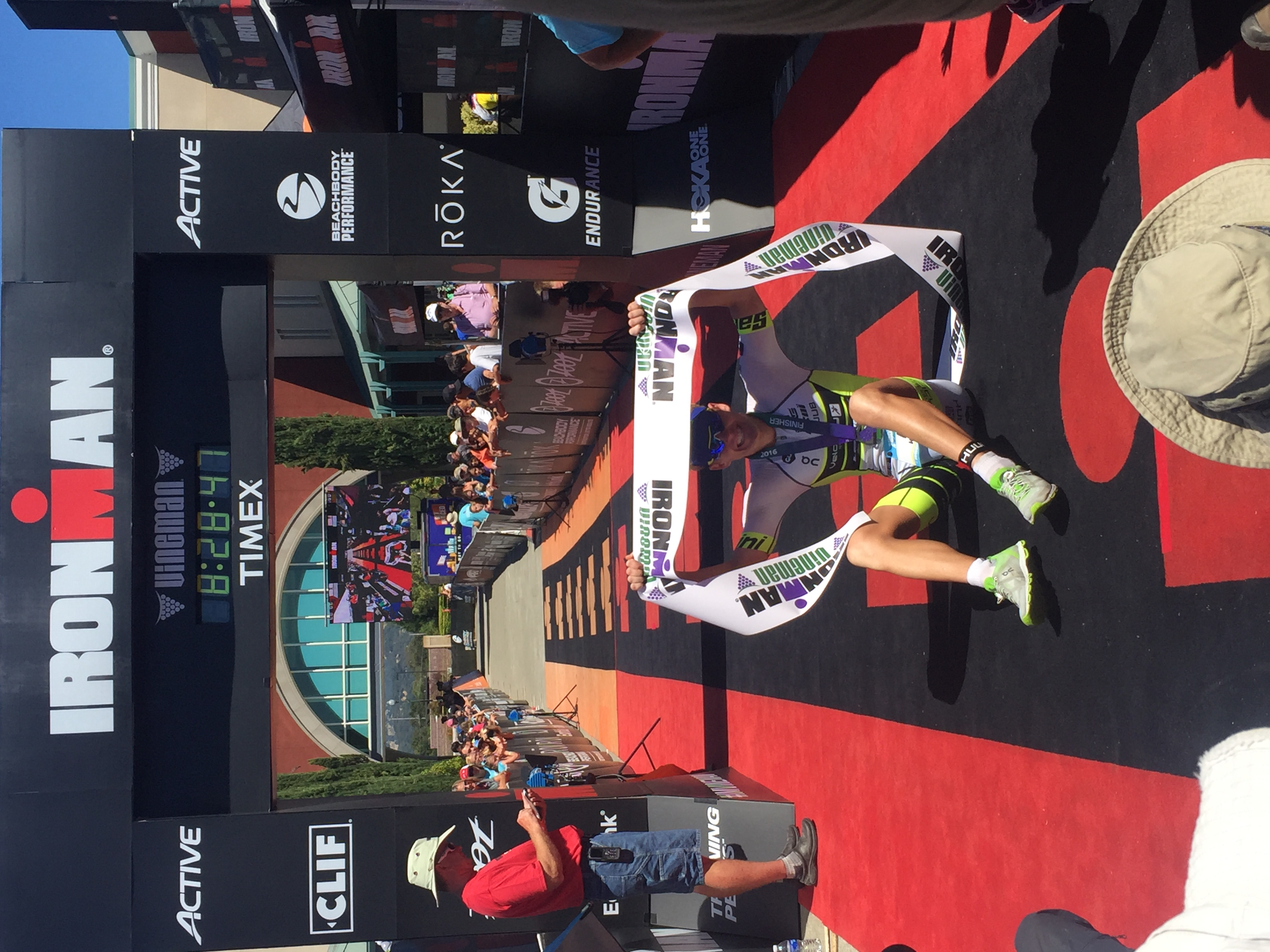 Ironman Vineman 2016