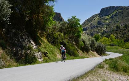 Radtouren auf wenig befahrenen Landstrassen
