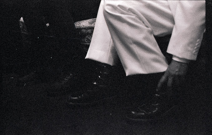 Alexanders Schuhe