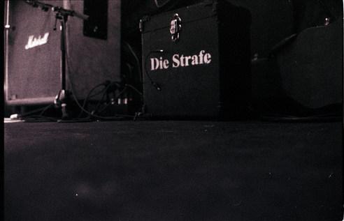 25 Jahre DIE STRAFE in der KUFA am 2.10.17