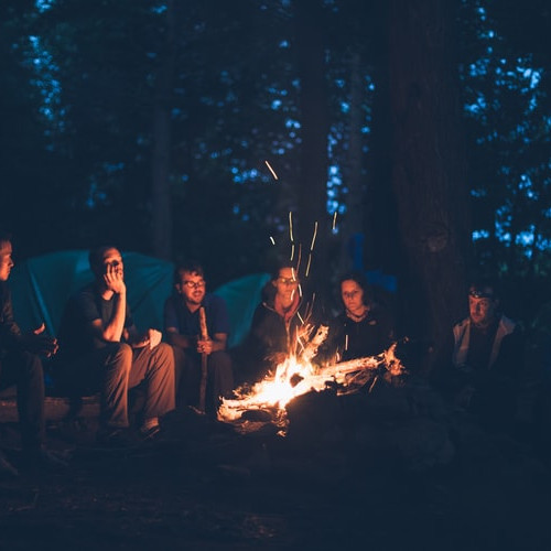 Church Camping