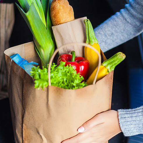 Food Pantry - Home Delivery