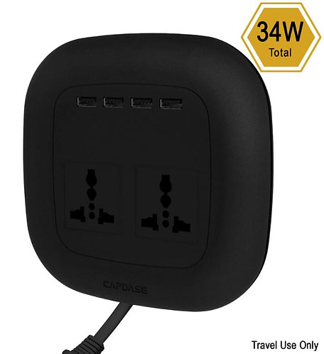 Capdase POSH USB/AC Duo Charger