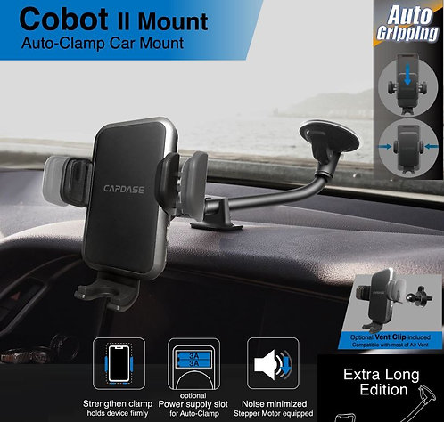 Capdase Auto-Clamp Cobot II Car Mount Gooseneck-Arm 300mm for Windshield