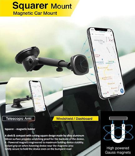 Capdase Squarer Magnetic Mount - Telescopic Arm