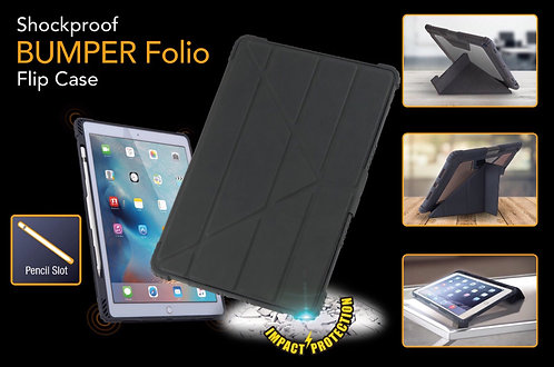 "Capdase iPad Pro 11"" ShockProof Bumper Folio Flip Case with Pencil Slot"
